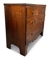 English George III Mahogany Chest of Drawers (2 of 6)