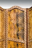 Early 18th Century European Four Folding Screen (9 of 9)