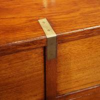 Victorian Teak Military Chest (3 of 12)
