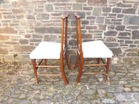 Pair of Chairs Attributed to Richard Norman Shaw (3 of 9)