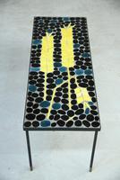 Retro Tiled Coffee Table
