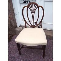 18th Century Hepplewhite Mahogany Single Chair