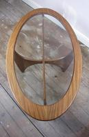 Mid Century G Plan 'Astro' Teak & Glass Coffee Table by G Plan (10 of 10)