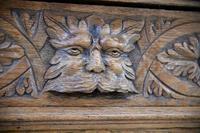Victorian Golden Oak Dresser (4 of 11)