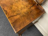Burr walnut dressing table (8 of 13)