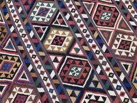 Antique Caucasian Shirvan Kilim (6 of 11)