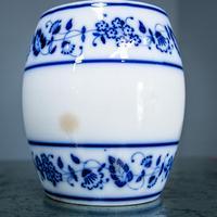 2 Flow Blue Jars (16 of 20)