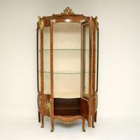 French Ormolu Mounted Display Cabinet (12 of 12)