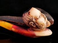 Antique Meerschaum Pipe, King Edward (4 of 12)