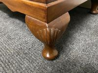 Queen Anne Burr Walnut Chest of 4 Drawers (8 of 12)