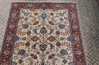 Old Tabriz Roomsize Carpet 355x278cm (2 of 13)