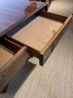 George IV Rosewood Pedestal Sofa Table (6 of 14)