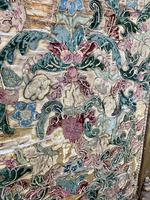 Early 19th Century Giltwood & Silk Screen (8 of 10)