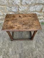 17th Century Spanish Country House Occasional Table (3 of 5)