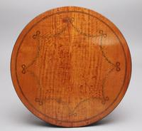 19th Century Satinwood Table (2 of 8)