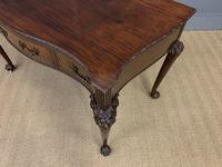 Chippendale Style Mahogany Console Table (2 of 16)