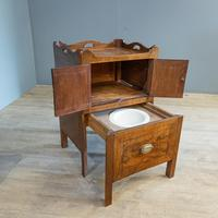 Georgian Tray Top Commodes (3 of 16)
