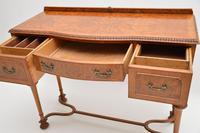 Antique Burr Walnut  Server / Side Table (8 of 11)