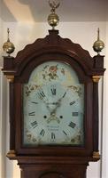 Eight Day Georgian Longcase Clock (7 of 12)