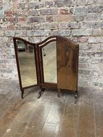 1920s Mahogany Dressing Table Mirror (3 of 4)