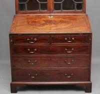 18th Century Mahogany Bureau Bookcase (5 of 7)