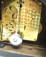 Fine Garrard Art Deco Mantel Clock 8 Day Westminster Chime Mantle Clock (11 of 11)