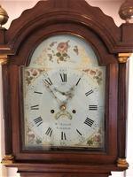 Eight Day Georgian Longcase Clock (9 of 12)