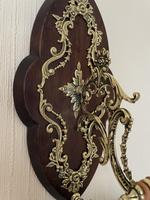 Rococo Design Wall Mounted Gong (2 of 5)