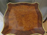 Stunning Pair of French Side Tables Gueridons (3 of 8)