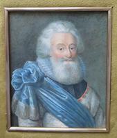 Miniature Portrait 2nd Lord Fairfax English Civil War (3 of 6)