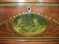 Georgian Mahogany Polychrome Painted Chest on Chest (5 of 12)