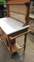 Pretty Marble Top Washstand (7 of 12)