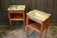Pair of French Bedside Cabinets c.1930 (2 of 6)