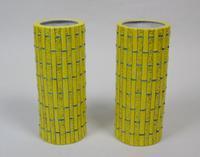 Good Pair of Chinese Tongzhi Period Bamboo Vases (4 of 9)