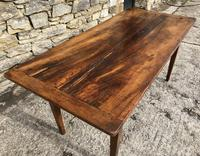 Antique French Walnut Farmhouse Table (20 of 23)