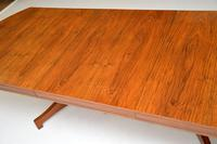 1960's Vintage Walnut Extending Dining Table by Robert Heritage (8 of 11)