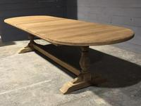 Huge Farmhouse Refectory Farmhouse Dining Table (24 of 24)