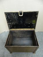 Arts & Crafts Brass Coal Bin / Log Bin (5 of 6)