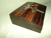 Quality Betjemann Coromandel Writing Box c.1870 (8 of 15)