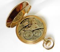 Antique Waltham Full Hunter Pocket Watch (2 of 5)