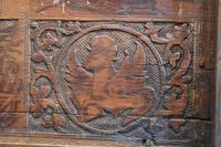 Italian Renaissance Cedar Box on Later Stand (11 of 13)