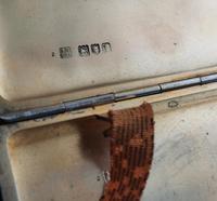 Antique Silver Cigar Case, Edwardian, Sampson & Mordan (13 of 13)