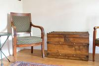 Pair of 19th Century French Walnut Armchairs (19 of 21)