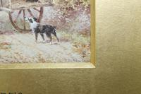 Myles Birket Foster Watercolour (6 of 8)