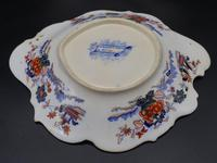 A Very Pretty Pair of Late 19th Century Porcelain Plates in the Japanese Style. (4 of 6)
