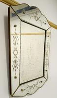 19th Century Venetian Mirror (2 of 9)