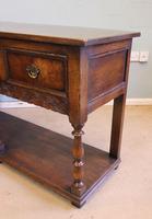 Quality Oak Sideboard Dresser Base (6 of 11)