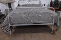 Very nice Irish 5Ft king size bed (4 of 7)