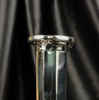 Fine Pair of Silver Candlesticks (9 of 12)