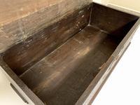 Antique 18th Century Oak Bible Box (11 of 19)